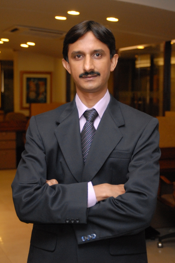Mr. Sohail Khan, Head of Information Technology