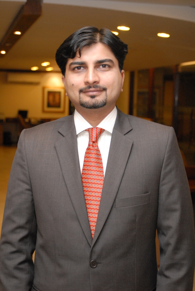 Mr. Tariq Mahmood, Acting Head of Corporate Finance